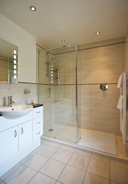 Netherely Steading contemporary-bathroom