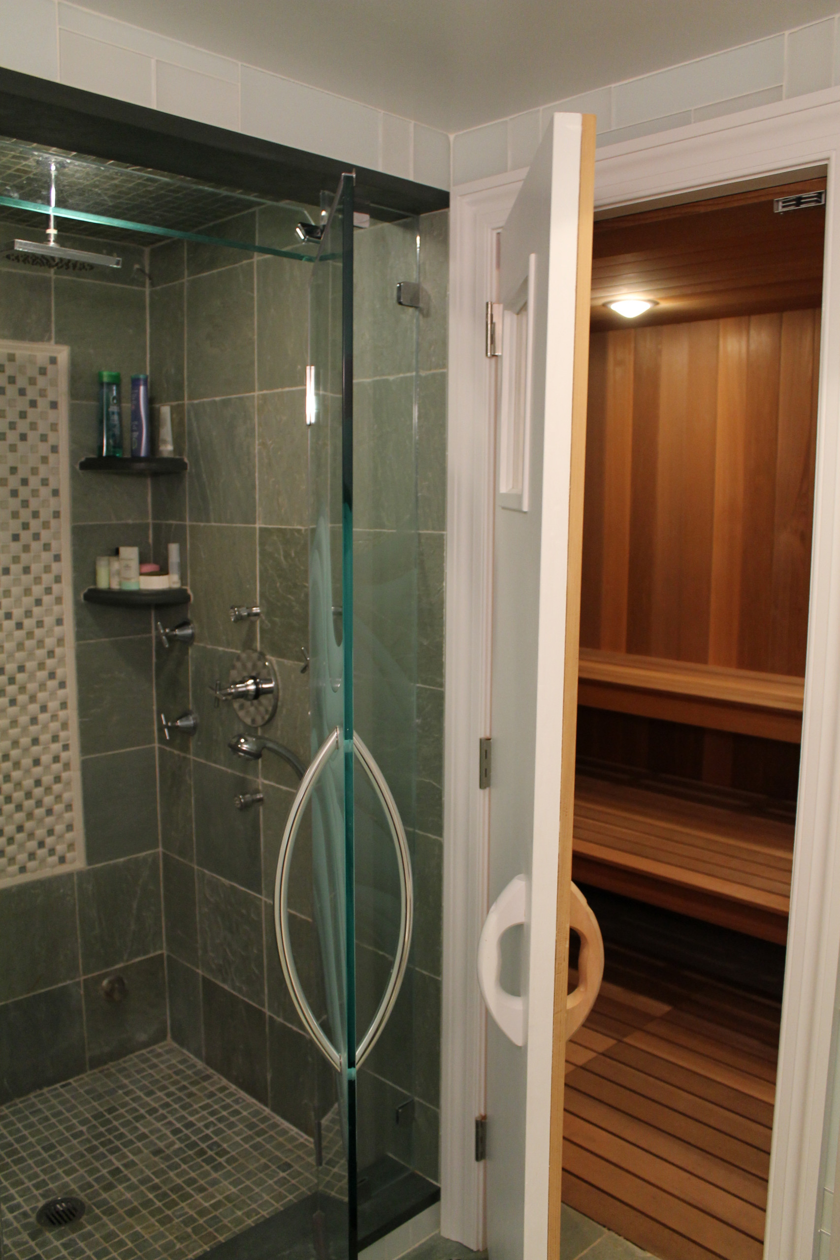 Steam Room Lawrence, NY Home