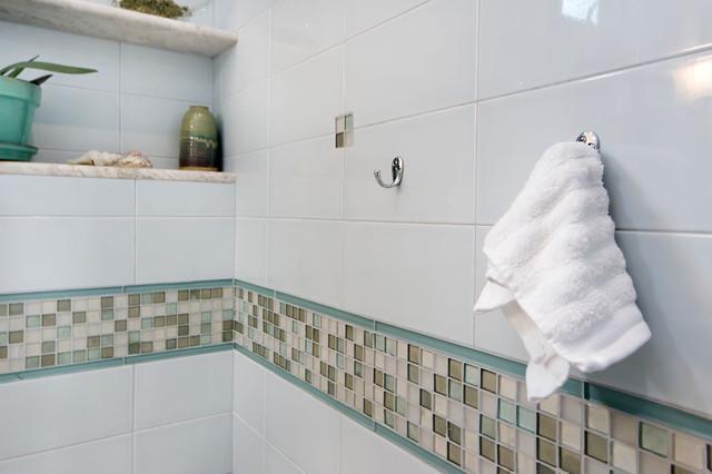 Steam Shower contemporary-bathroom