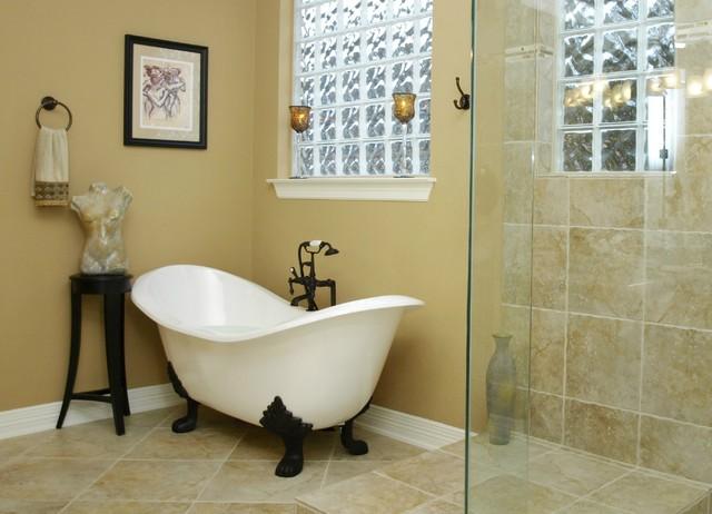 Steiner Ranch traditional-bathroom