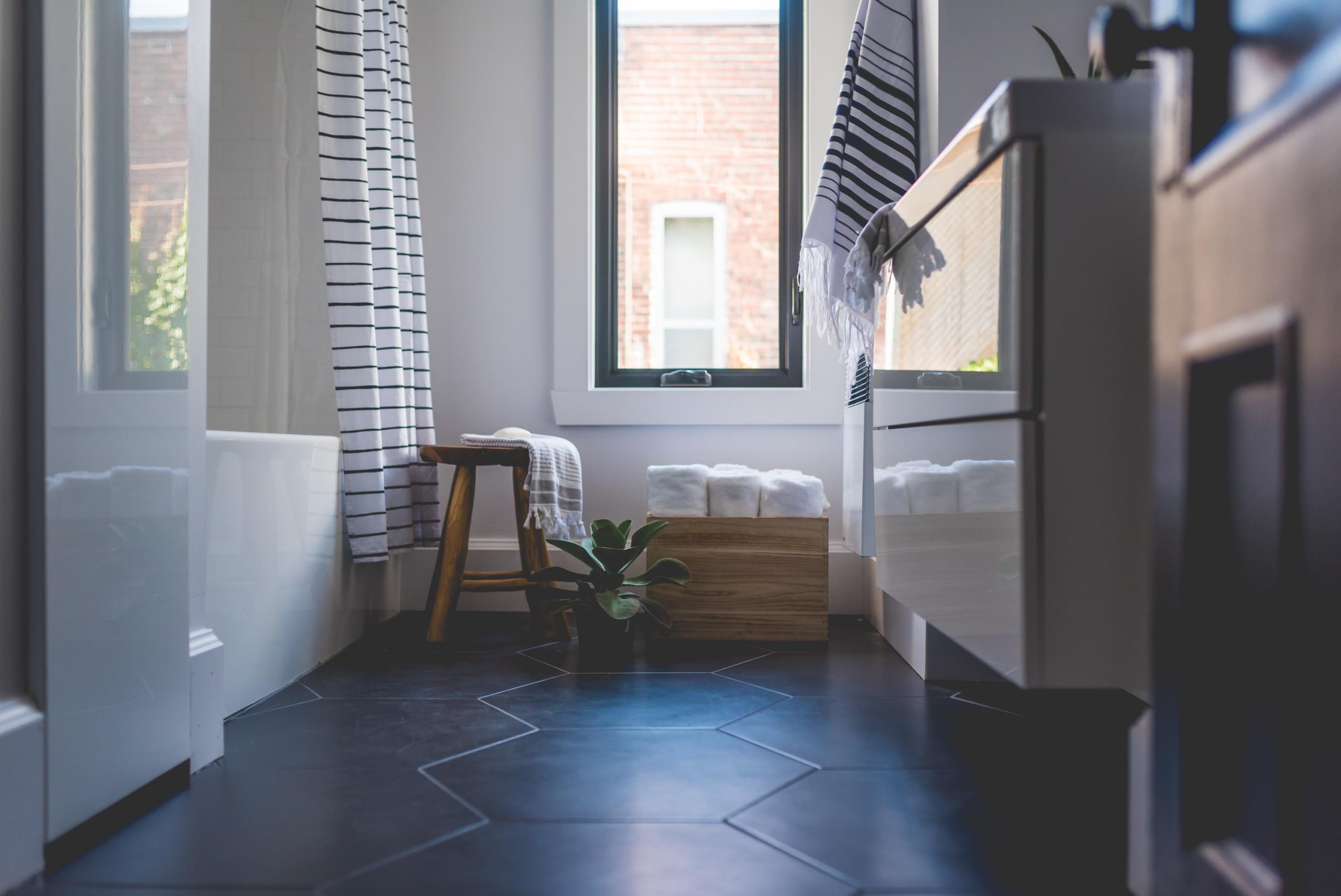 Stéphanie Fortier Design - La salle de bain