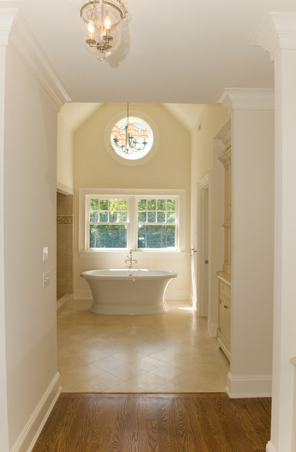 Stepping Stones - Traditional - Bathroom - new york - by RR Builders, LLC