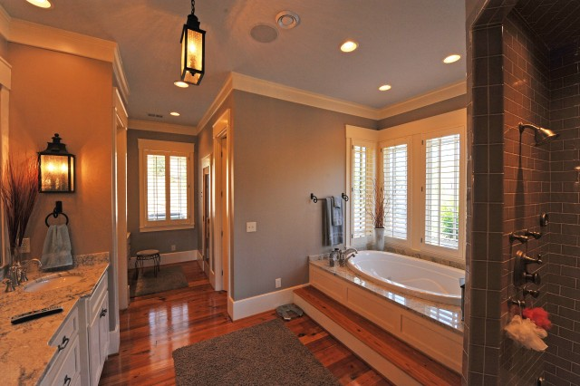 steve Woolridge rustic-bathroom