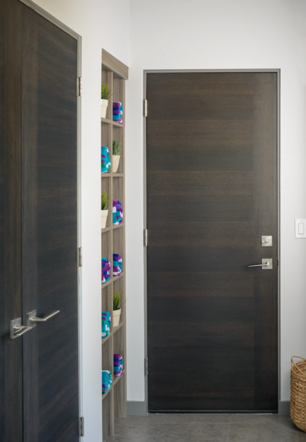 Modern Bathroom by Lynden Door & Upgrade Your House With New Interior Doors Pezcame.Com