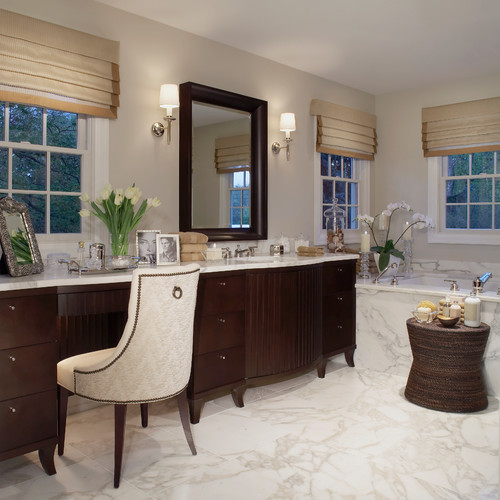 what's on your bathroom vanity?
