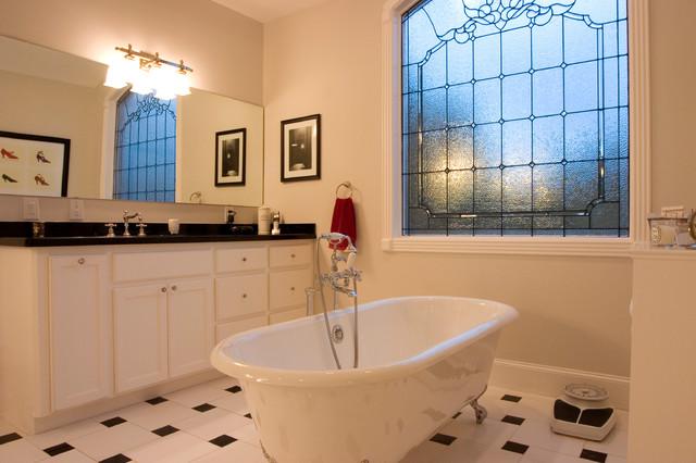 Stone Acorn Bathrooms traditional-bathroom