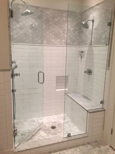 Stone And Tile In Chattanooga Shabby Chic Style Bathroom Other By Stone Source