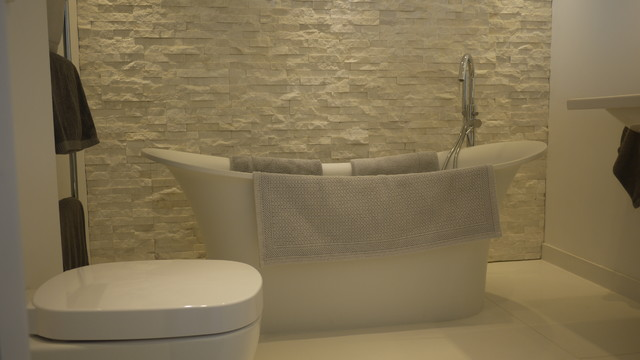 Stone Cladding Bathroom