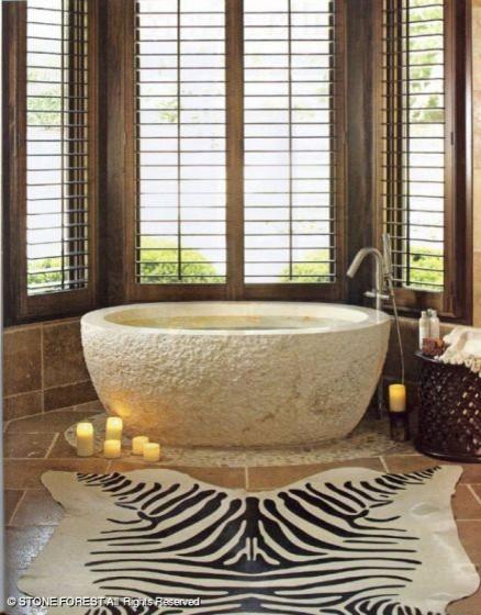 Stone Forest Bath Tubs traditional-bathtubs