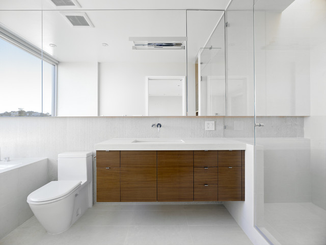 stone slab bath modern bathroom san francisco by