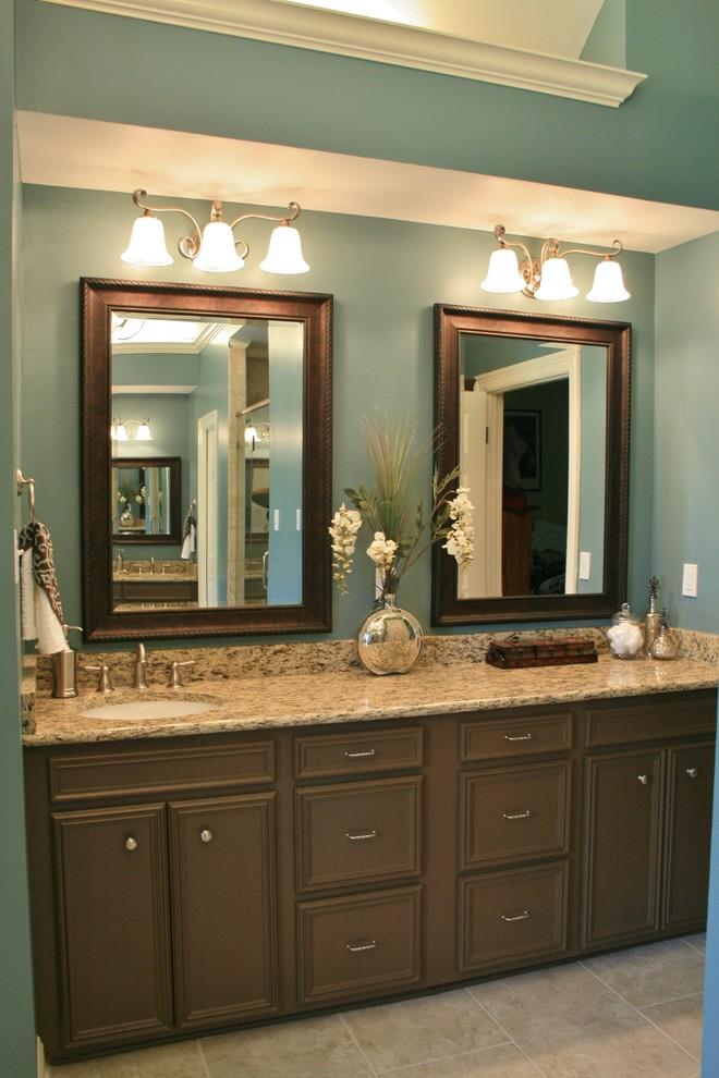 Stonebridge Master Bathroom - Traditional - Bathroom - New ...