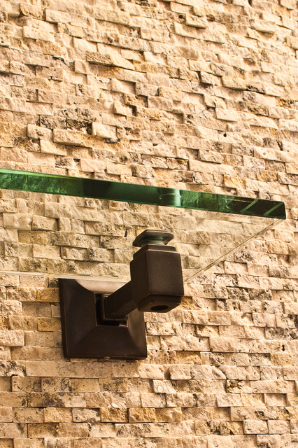 Stonewall Powder Bath contemporary bathroom. Stonewall Powder Bath   Contemporary   Bathroom   DC Metro   by