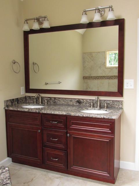 Story Master Bath Remodel traditional-bathroom
