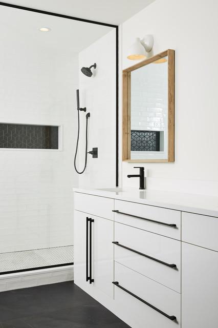 Str8 Modern Residence Contemporary Bathroom