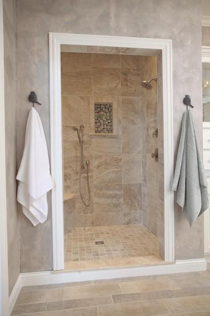 Strahm Showroom Bathroom traditional-bathroom