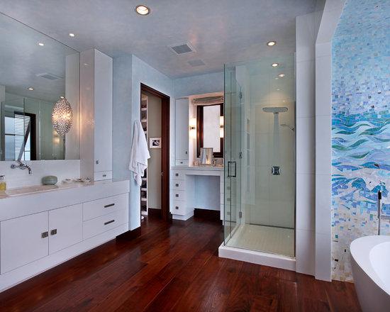 seascape bathroom design ideas pictures remodel decor