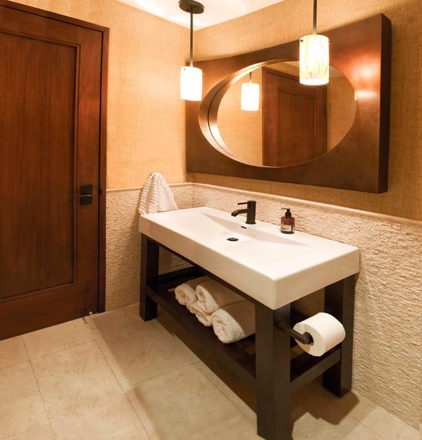 Strand Home contemporary-bathroom