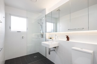 Lastest Ensuite Bathroom In Canberra  Queanbeyan With Fresstanding Cabinets