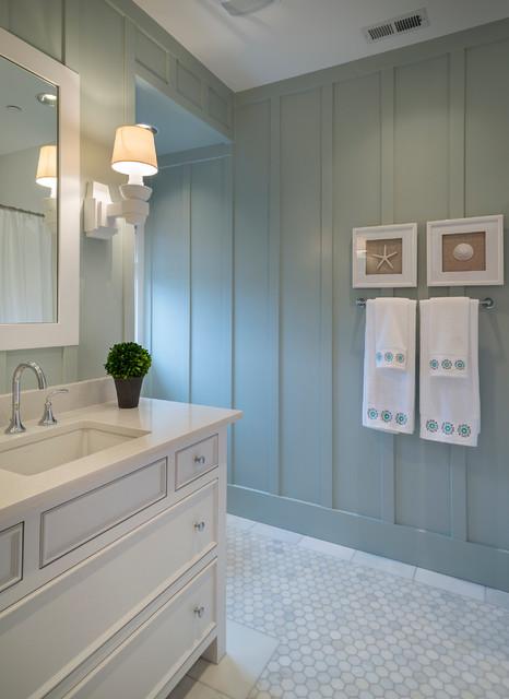 Street of Dreams 2013:  TTM Custom Home transitional-bathroom