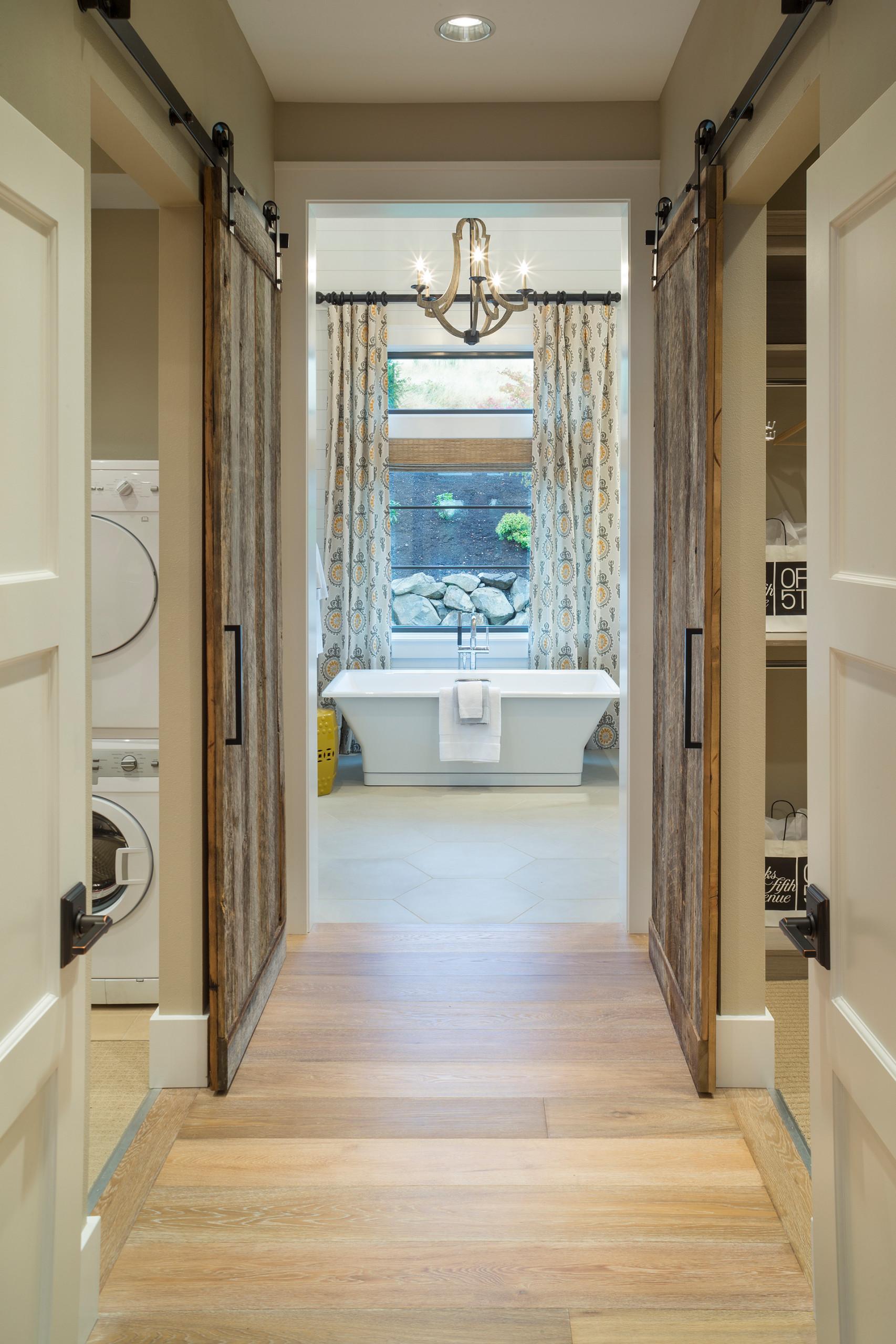 Door Curtains Bathroom Ideas Houzz
