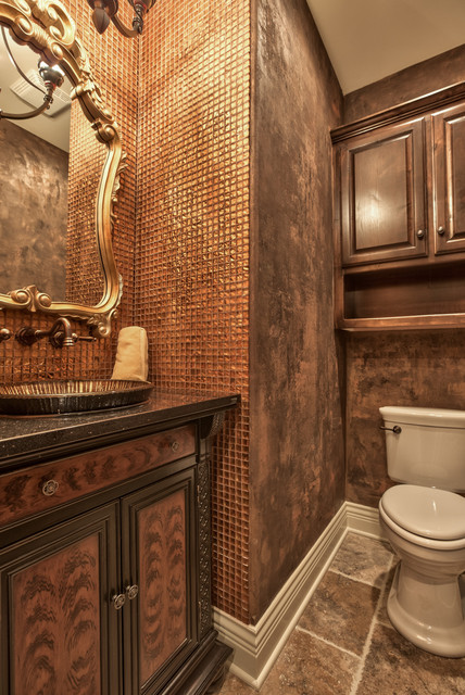 Street of dreams 2013 tuscan villa mediterranean for Tuscan style bathroom designs