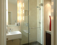 Striking a Balance-Bathroom contemporary-bathroom