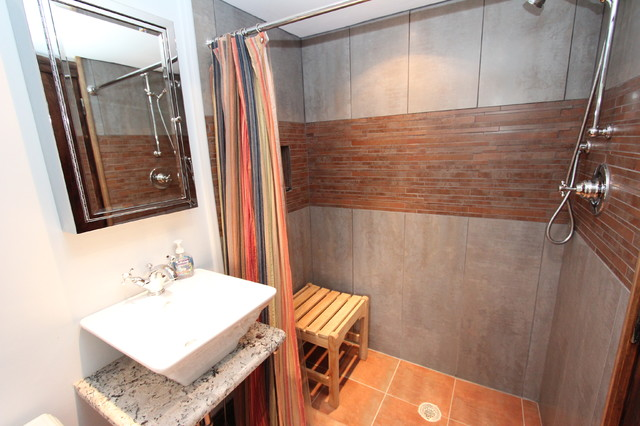 Stub Hollow Contemporary Bathroom Other Metro By