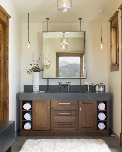 Studio 80 Farr Bathroom transitional-bathroom