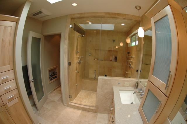 Studio City, CA Master Bathroom contemporary-bathroom