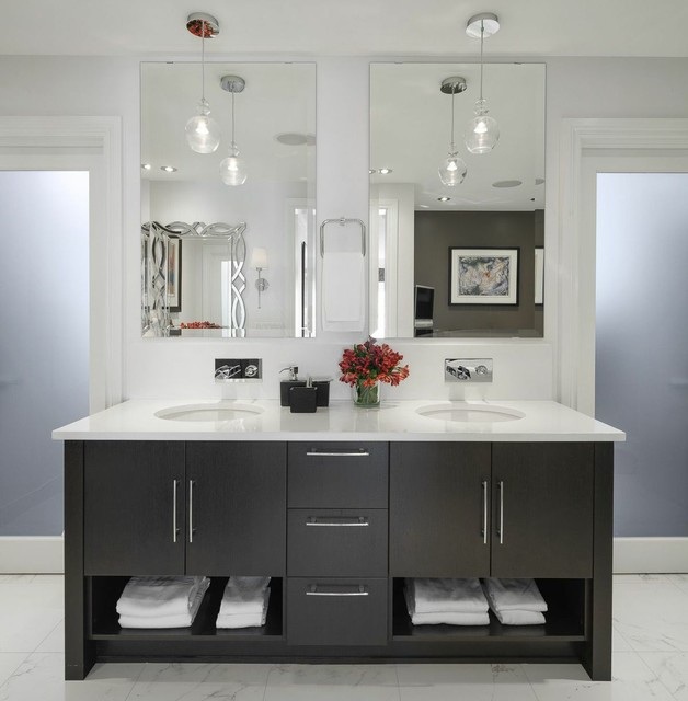 Stunning bathroom renovations by astro design ottawa for Bathroom designs ottawa