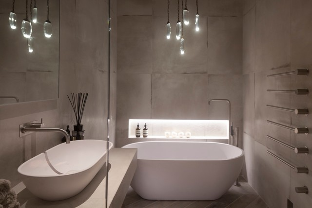 stunning bathroom with vola fittings beautiful details contemporary bathroom cheshire