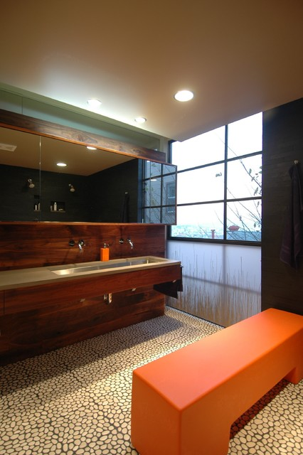 Style and Sustainability-Bathroom modern-bathroom