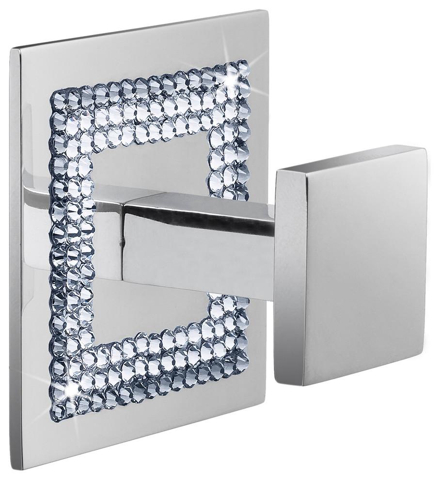 Stylish Bathroom Hooks - Contemporary - Bathroom - Miami ...