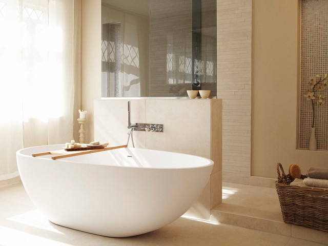 Exceptionnel Stylish Bathrooms Contemporary Bathroom
