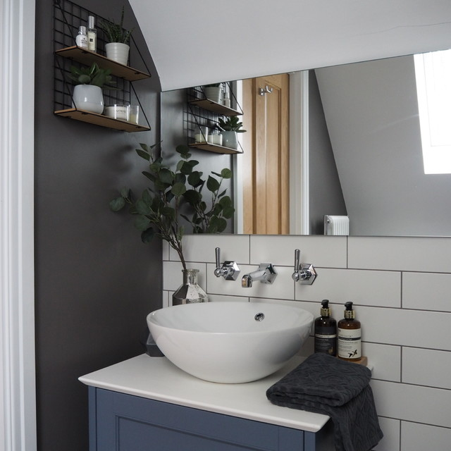 8 Space-saving Bathroom Storage Ideas | Houzz UK
