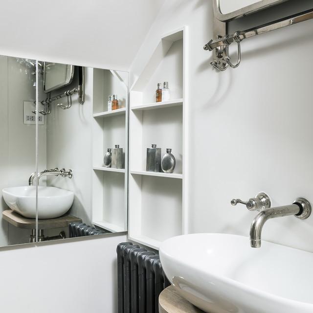Garden Style Apartment: Stylish Scandy Style Garden Apartment In Chelsea