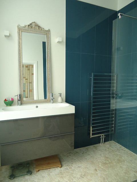 Sumatrastraat contemporary bathroom