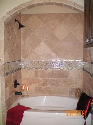 Summer Glen Personal Home For Builder traditional-bathroom