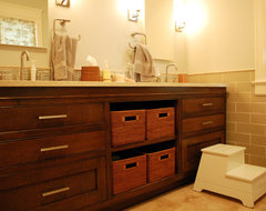 Sommer-Spencer traditional bathroom