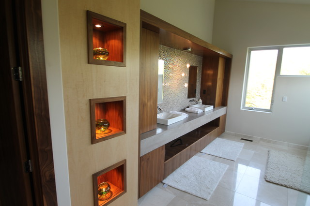 Summit contemporary bathroom
