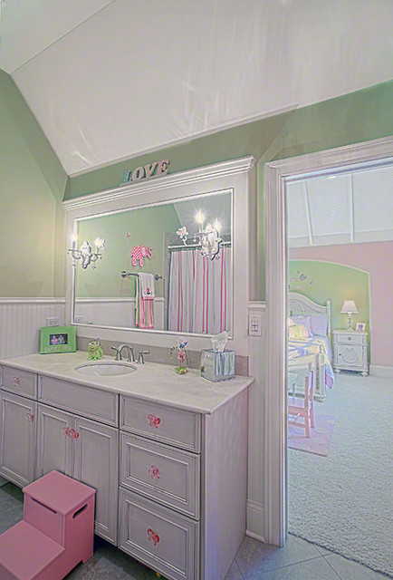 Summit Signature Homes, Inc. traditional bathroom