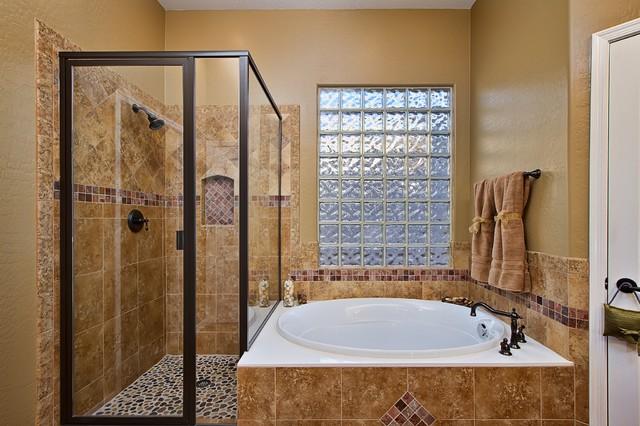 Sun City West Remodel traditional-bathroom