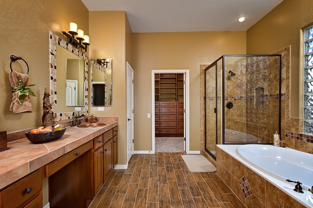 Sun City West Remodel Traditional Bathroom