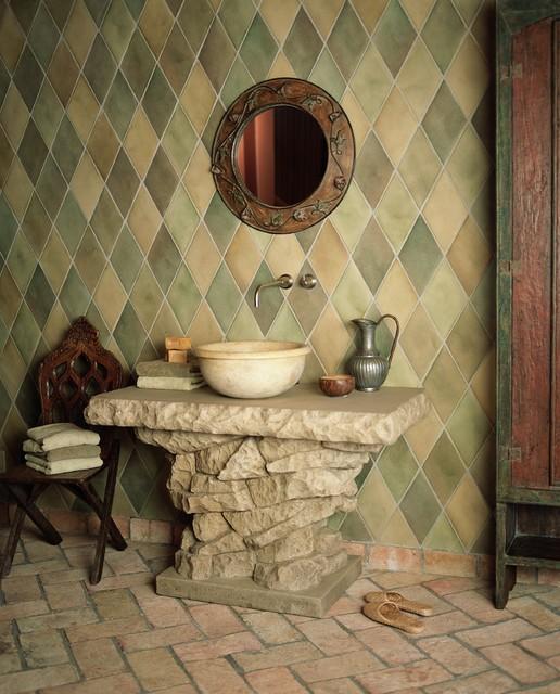 Sunderland Brothers Company rustic-bathroom
