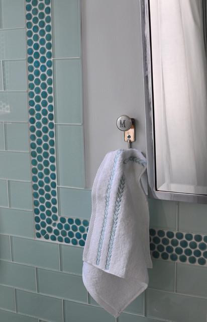 Sunnyside - Bathrrom modern-bathroom