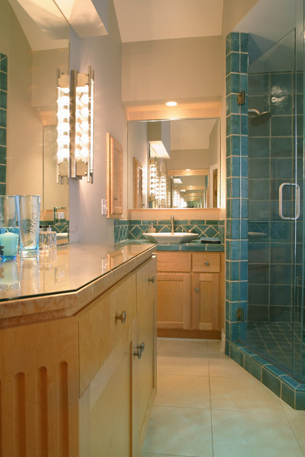 Sunset hills remodel and additions traditional for Sunset bathroom designs