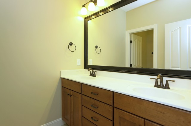Sunset Oaks - Lot 805, Holly Springs, NC traditional-bathroom