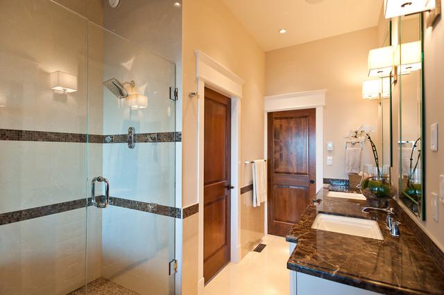SUNSHINE COAST NEW BUILD traditional-bathroom