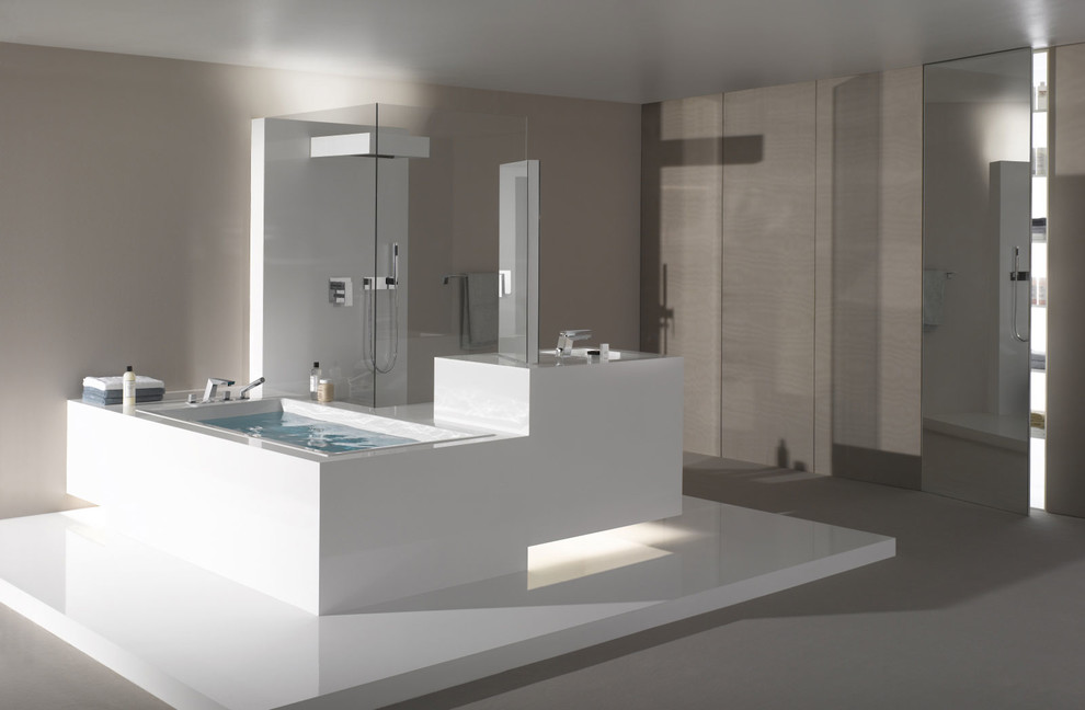 Supernova Bath And Spa By Dornbracht Modern Bathroom Chicago By Studio41 Home Design Showroom,Party Wear Latest Earrings Design 2020
