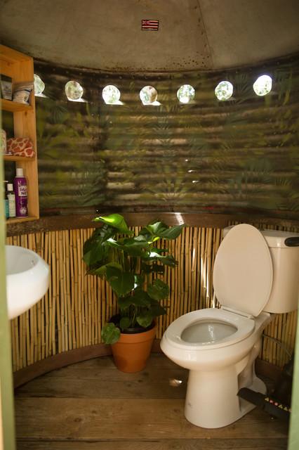 Badezimmer Kolonialstil surf shack kolonialstil badezimmer hawaii